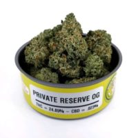 private reserve og kush strain