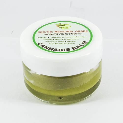 Cannabis Joint and Muscle Balm