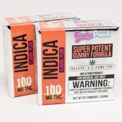 Kushy Punch Indica Edible