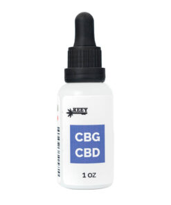 Buy CBG TINCTURE