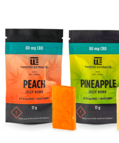 Buy-80MG CBD JELLY BOMBS