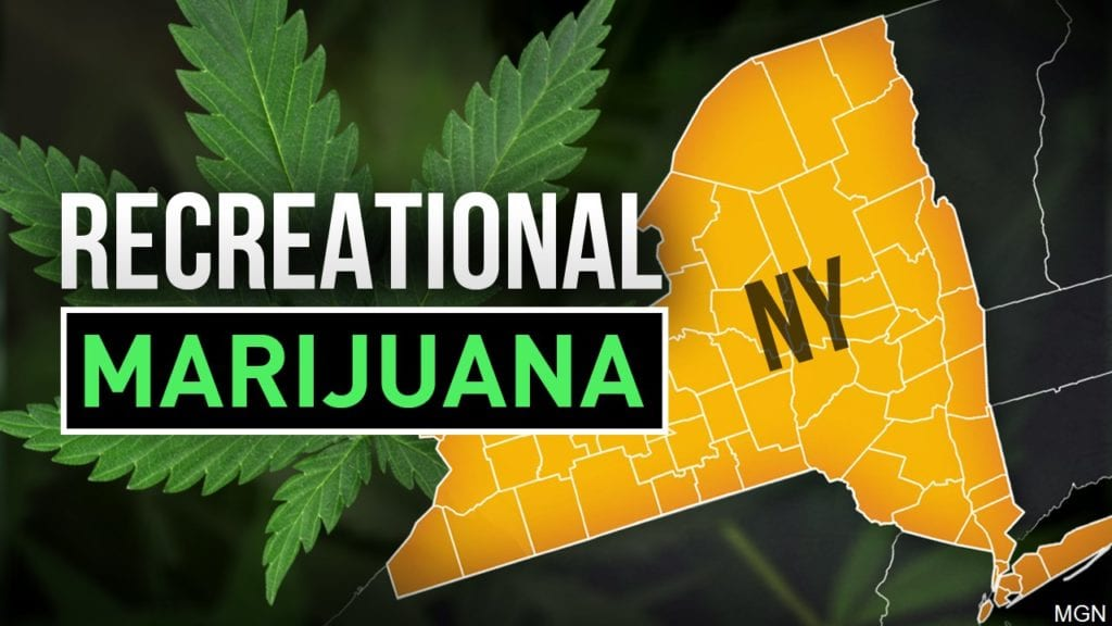 weed in new york